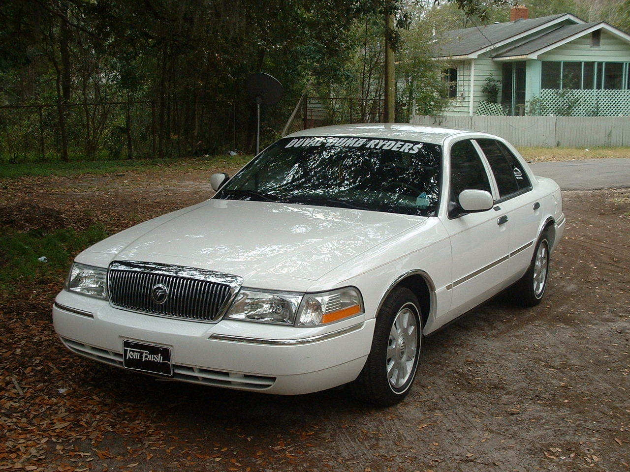 Another DuvalDumbRyders 2004 Mercury Grand Marquis post... - 12698257