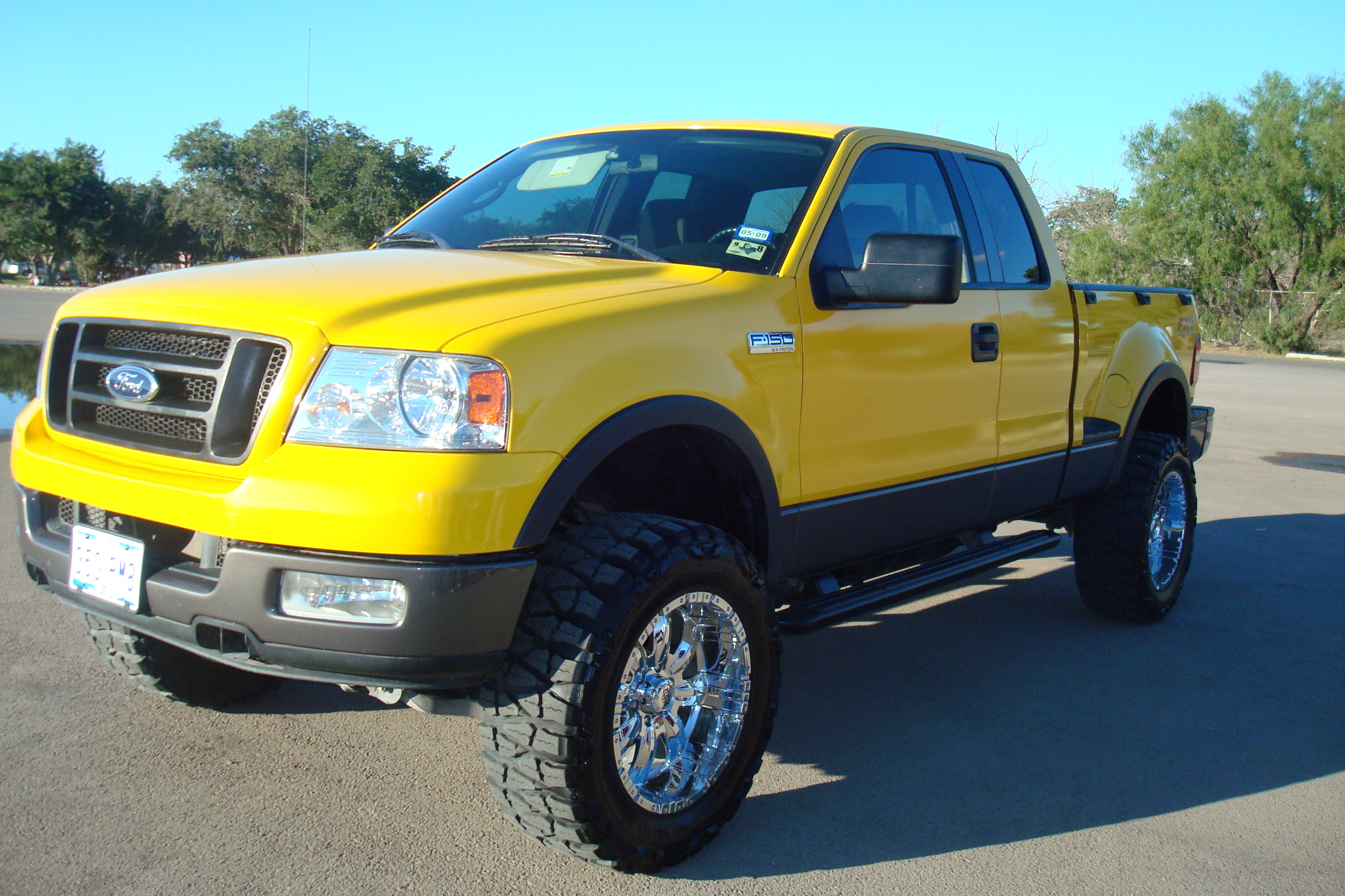 jcabal20 2004 ford f150 regular cab specs photos modification info at cardomain. Black Bedroom Furniture Sets. Home Design Ideas