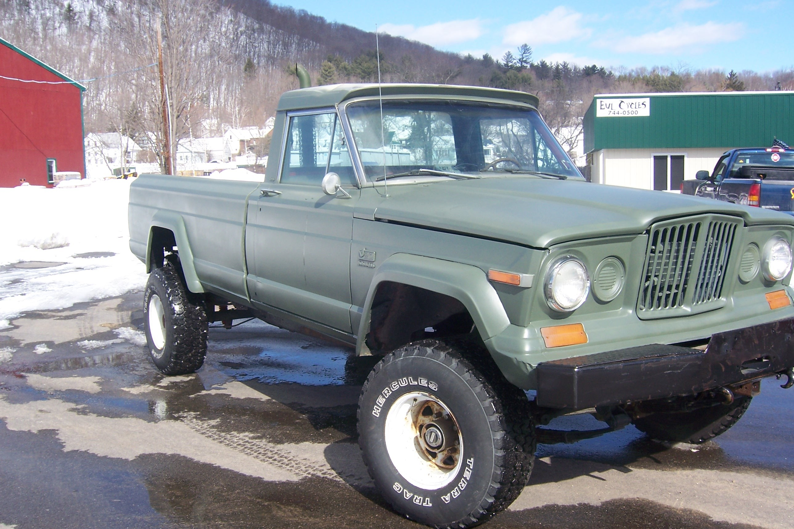 Jeep J20 Images - Reverse Search