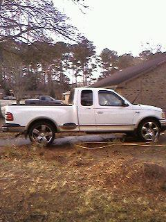 dmccants's 2001 Ford F150 Regular Cab