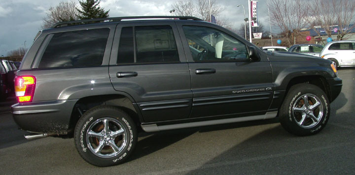 murdermark 2002 jeep grand cherokee specs photos. Black Bedroom Furniture Sets. Home Design Ideas