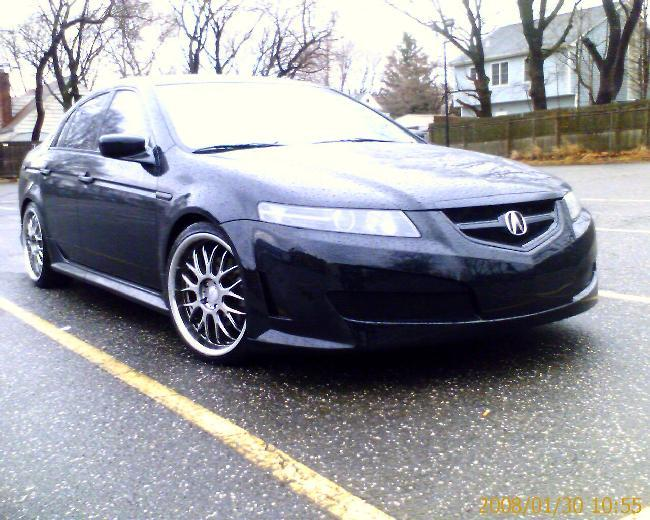 deazaramon 2005 acura tl specs photos modification info. Black Bedroom Furniture Sets. Home Design Ideas