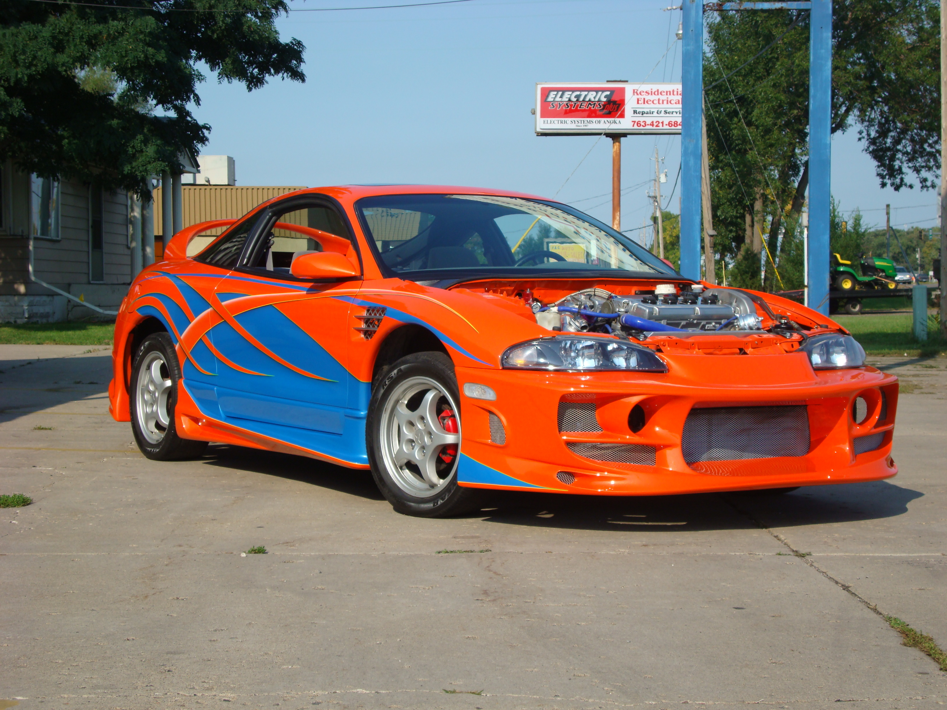 boostinboyer 1997 Mitsubishi Eclipse 12705794