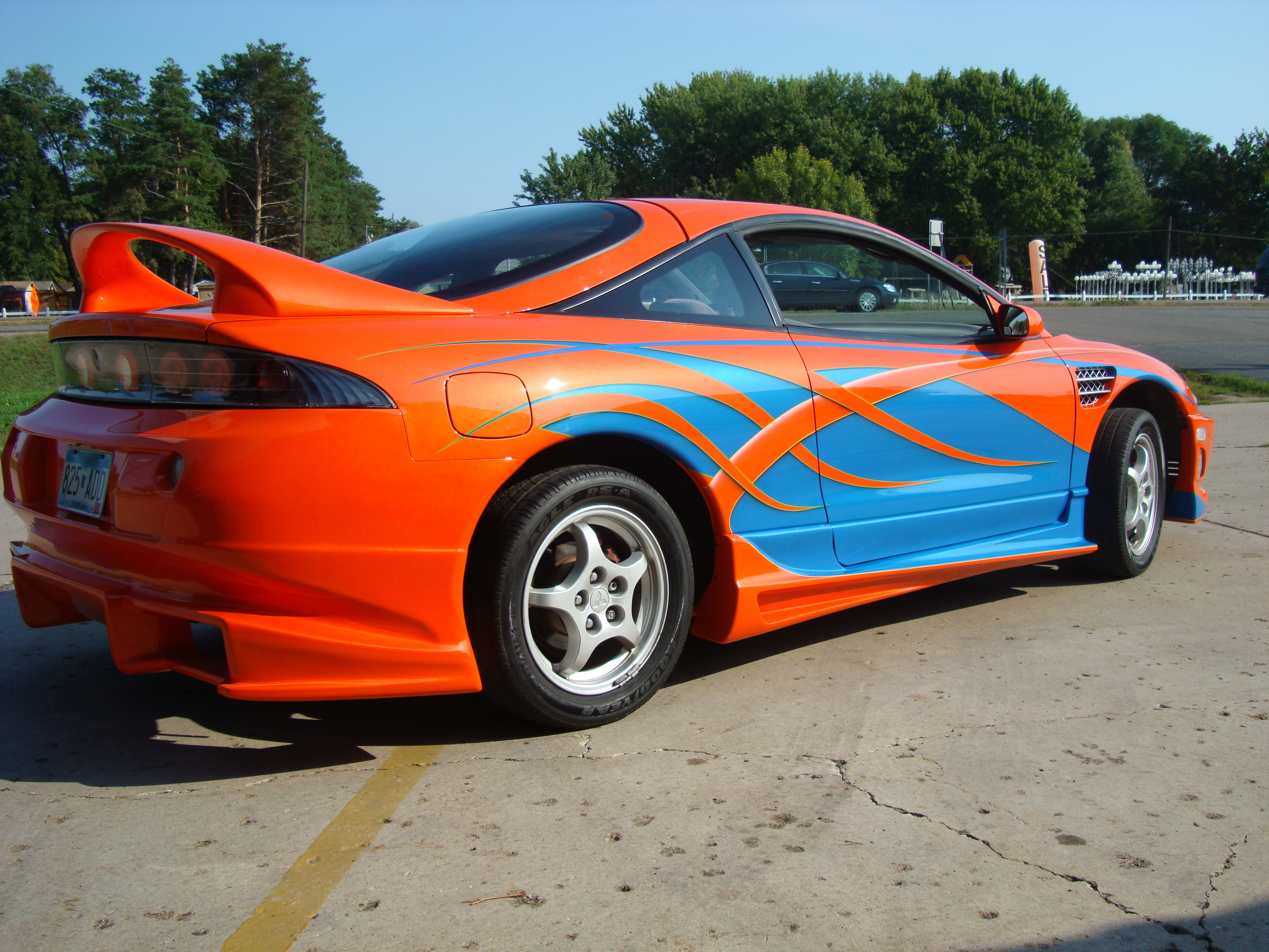 boostinboyer 1997 Mitsubishi Eclipse 12705795