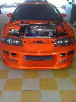 boostinboyers 1997 Mitsubishi Eclipse