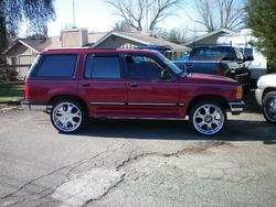 SPL_Explorers 1994 Ford Explorer