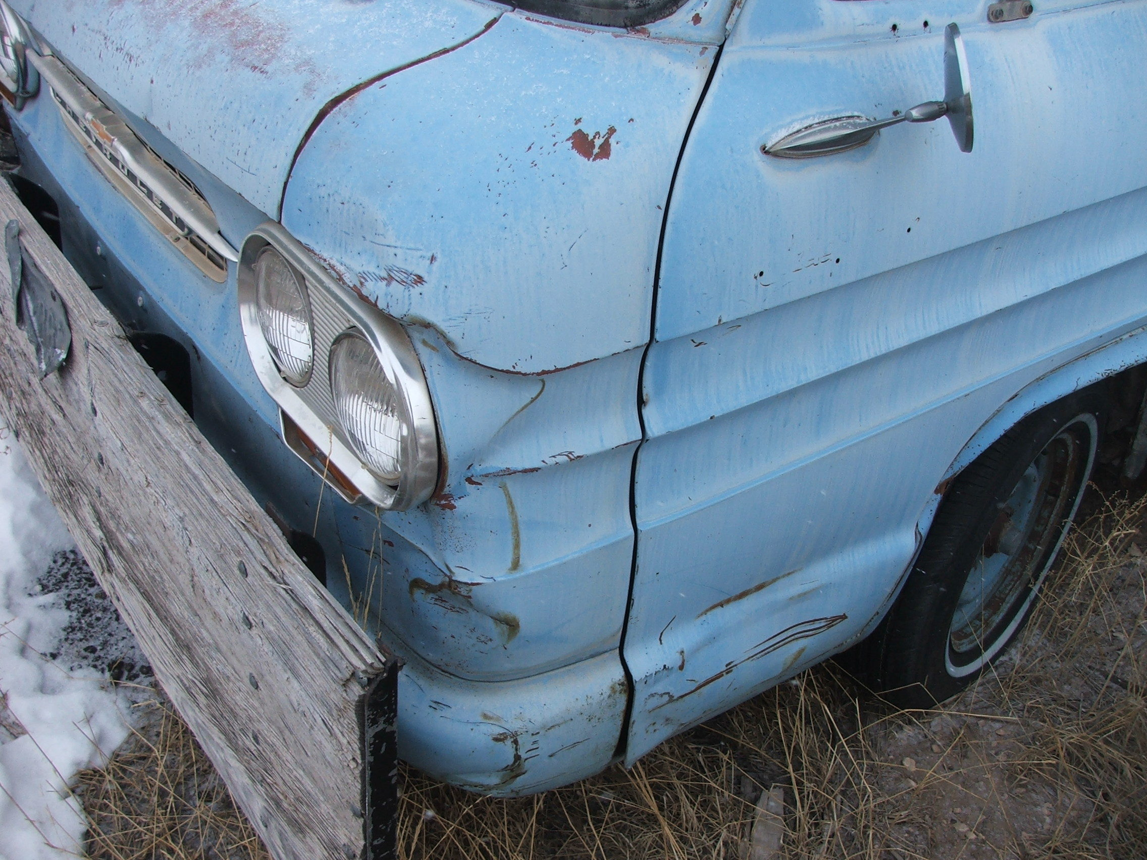 Another IH-international 1964 Chevrolet Corvair post... - 12707758