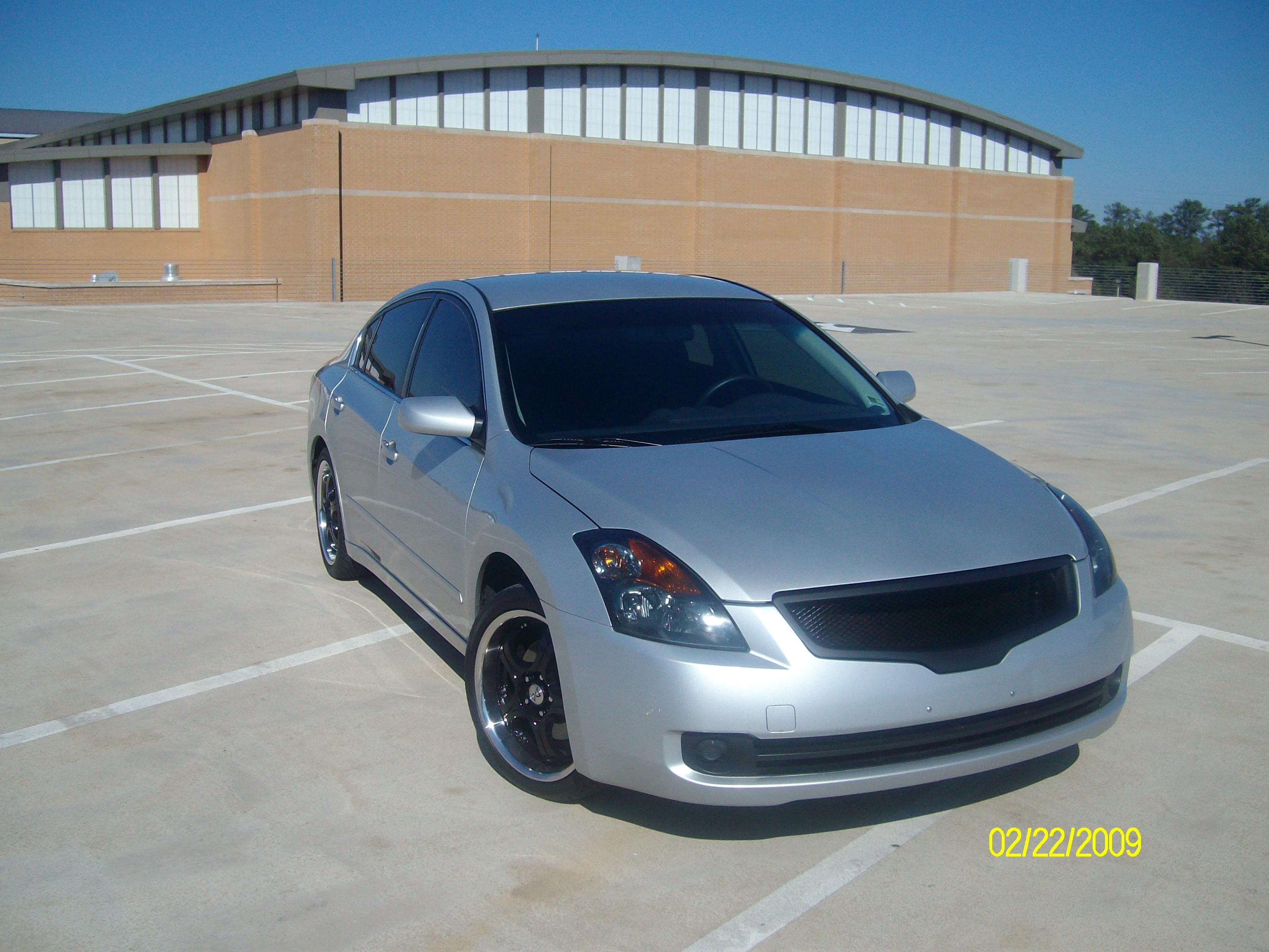 lucidht 2008 nissan altima specs photos modification. Black Bedroom Furniture Sets. Home Design Ideas