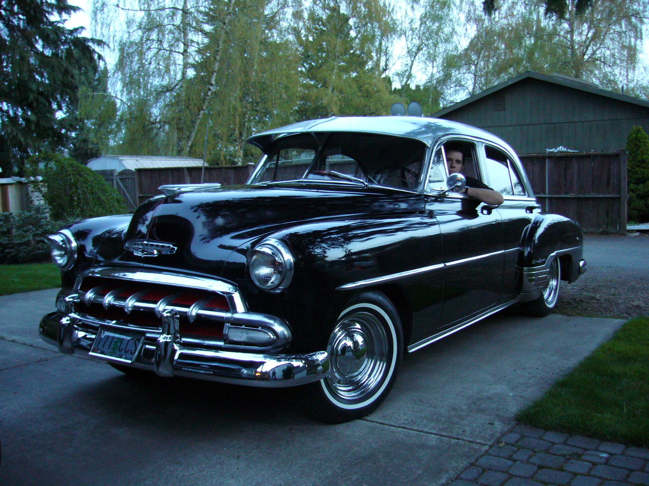 chevrolet deluxe styleline - photo #30