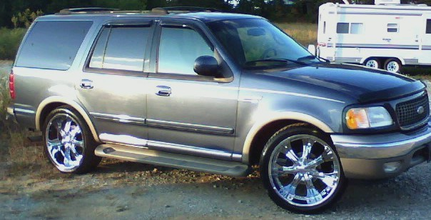 Guy24s 2001 Ford Expedition Specs Photos Modification