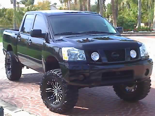 Another Murderedout07 2007 Nissan Titan Crew Cab post... - 12708666