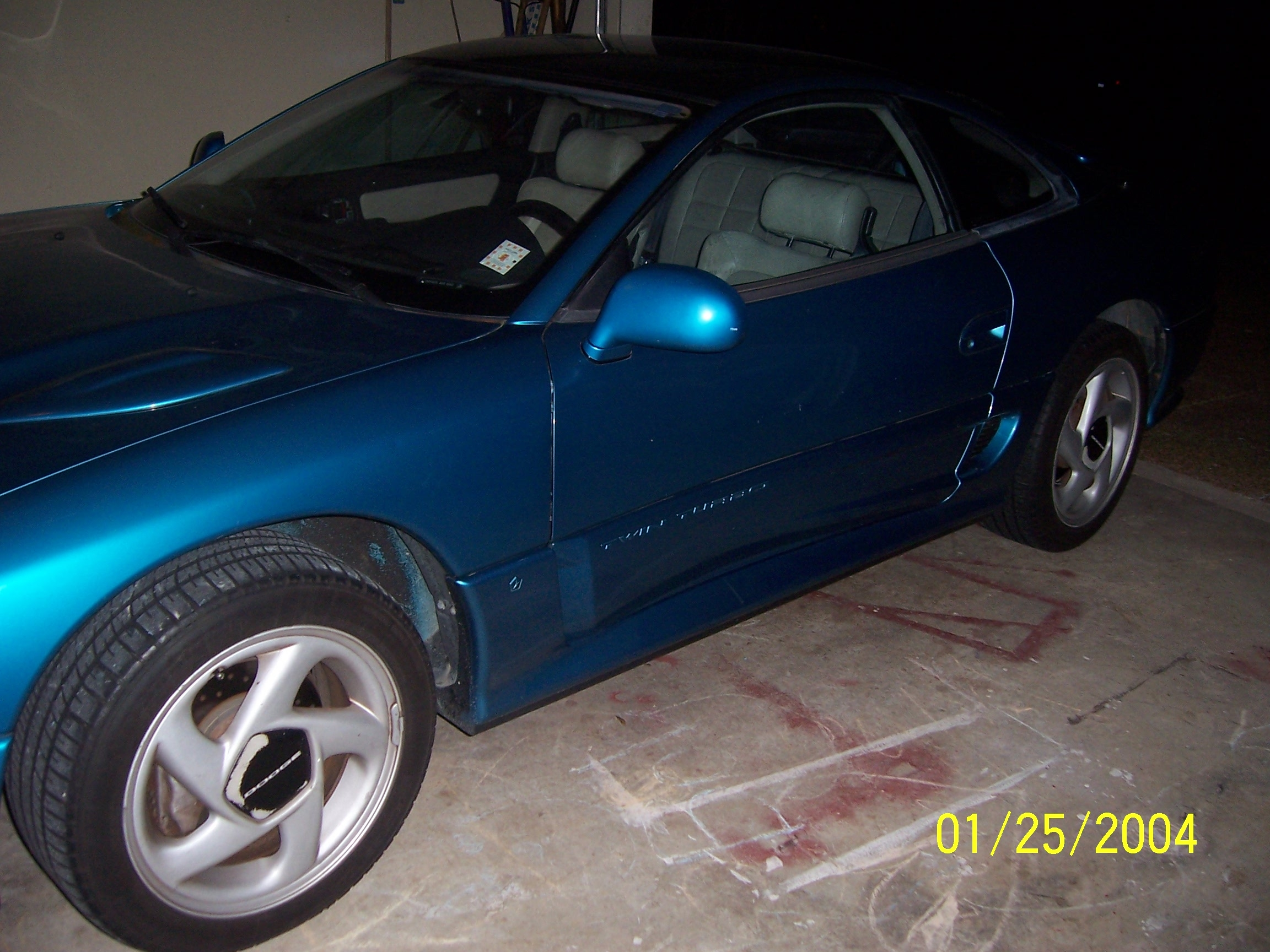 Another KL-ZEYA 1993 Ford Probe post... - 16574156