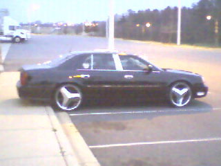 numbamane's 2003 Cadillac DTS