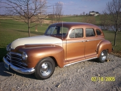 MNKMcNeilly 1948 Plymouth Deluxe