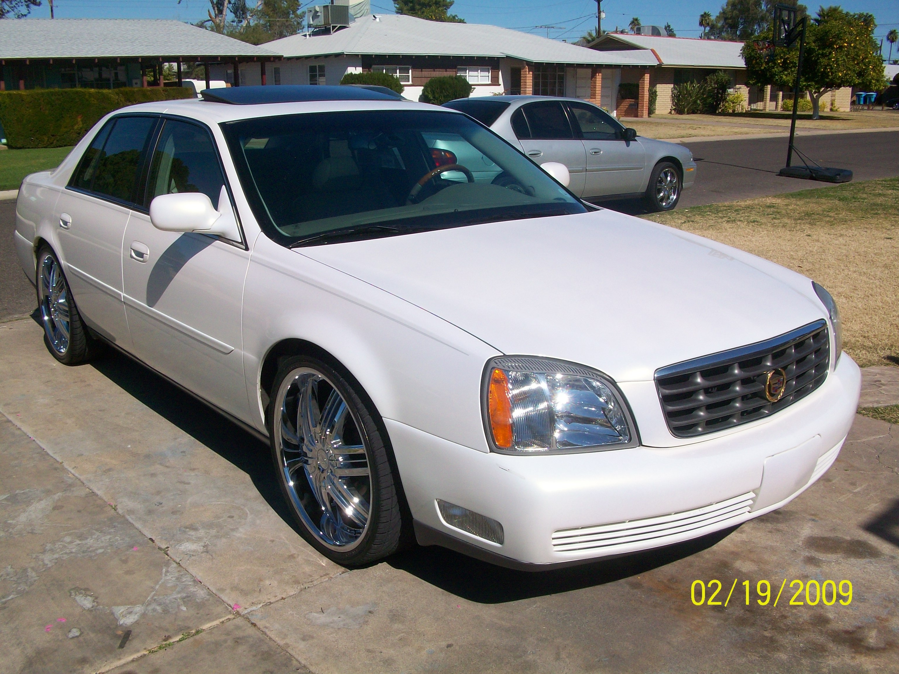Another AZERIC602 2004 Cadillac CTS post... - 12710531