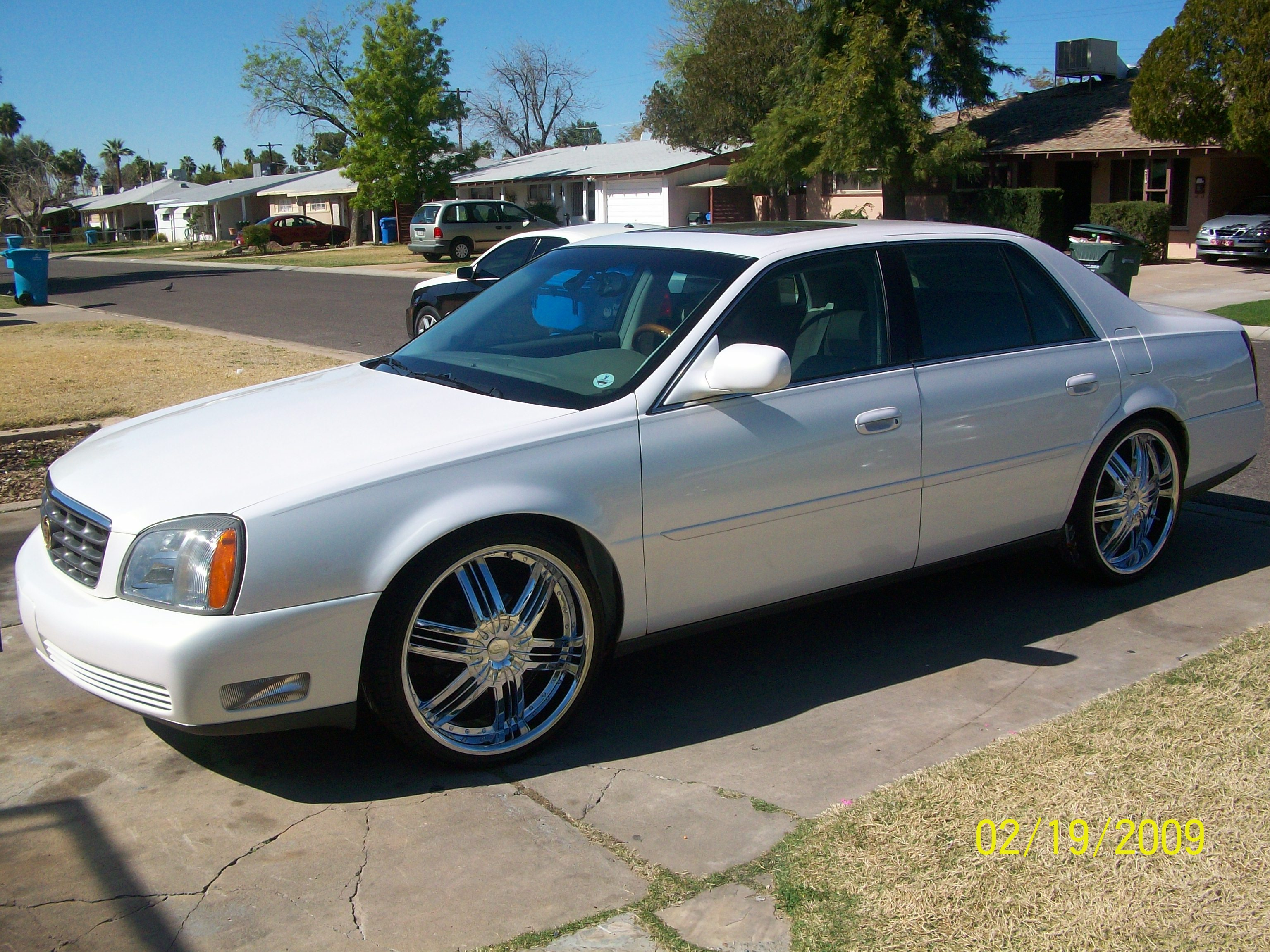 Another AZERIC602 2004 Cadillac CTS post... - 12710533