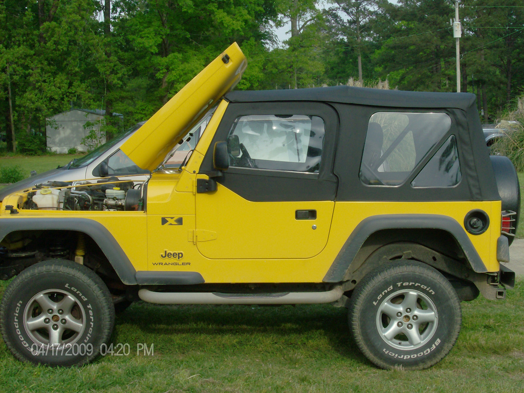 Another EXER79 2003 Jeep TJ post... - 12710385