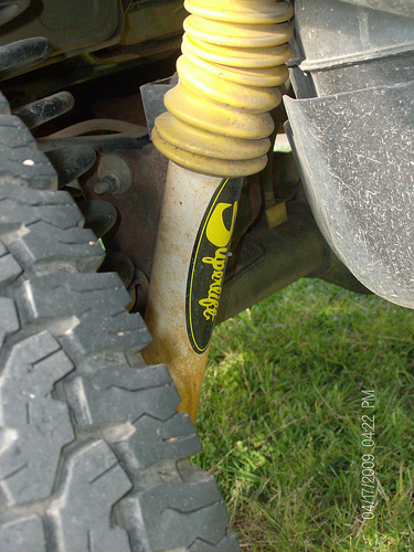 Another EXER79 2003 Jeep TJ post... - 12710387