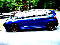 SenBlue09s 2009 Honda Fit