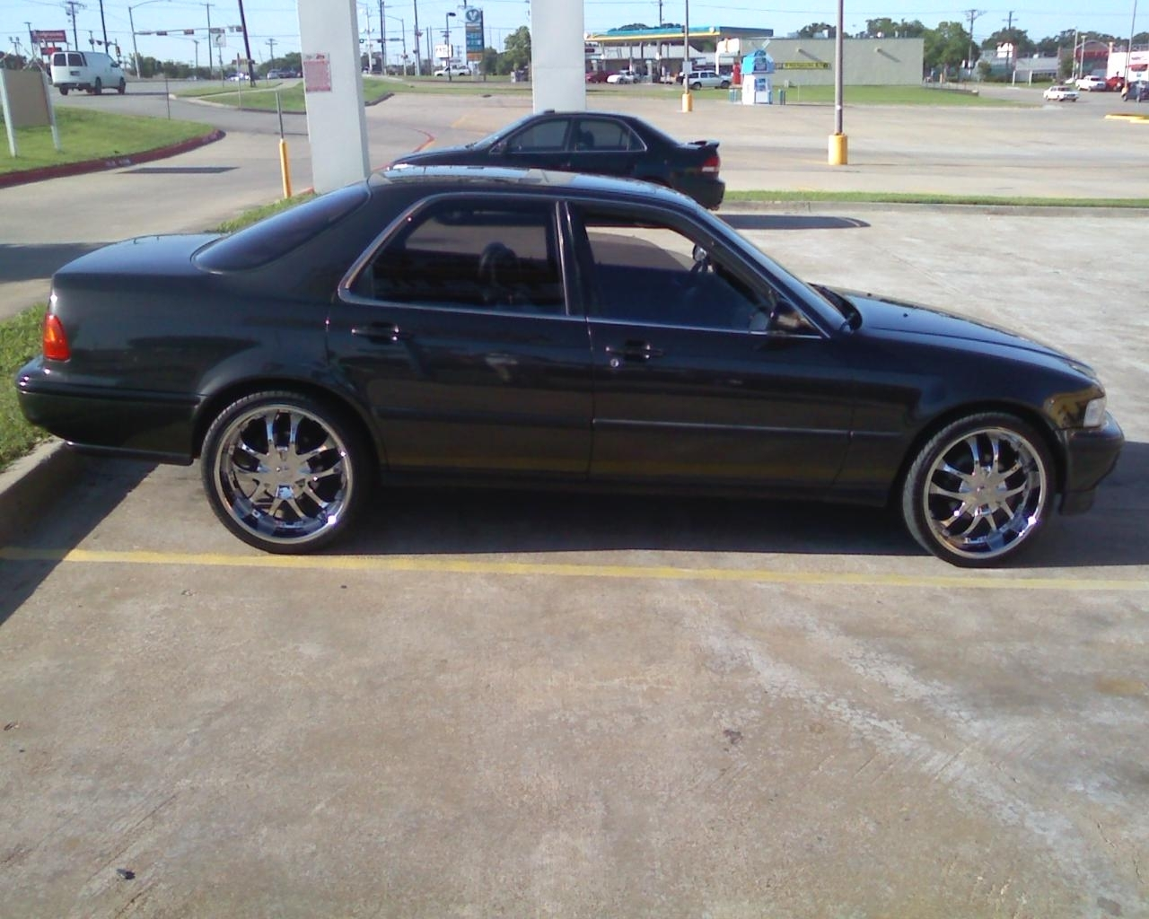 QnQExpress's 1991 Acura Legend