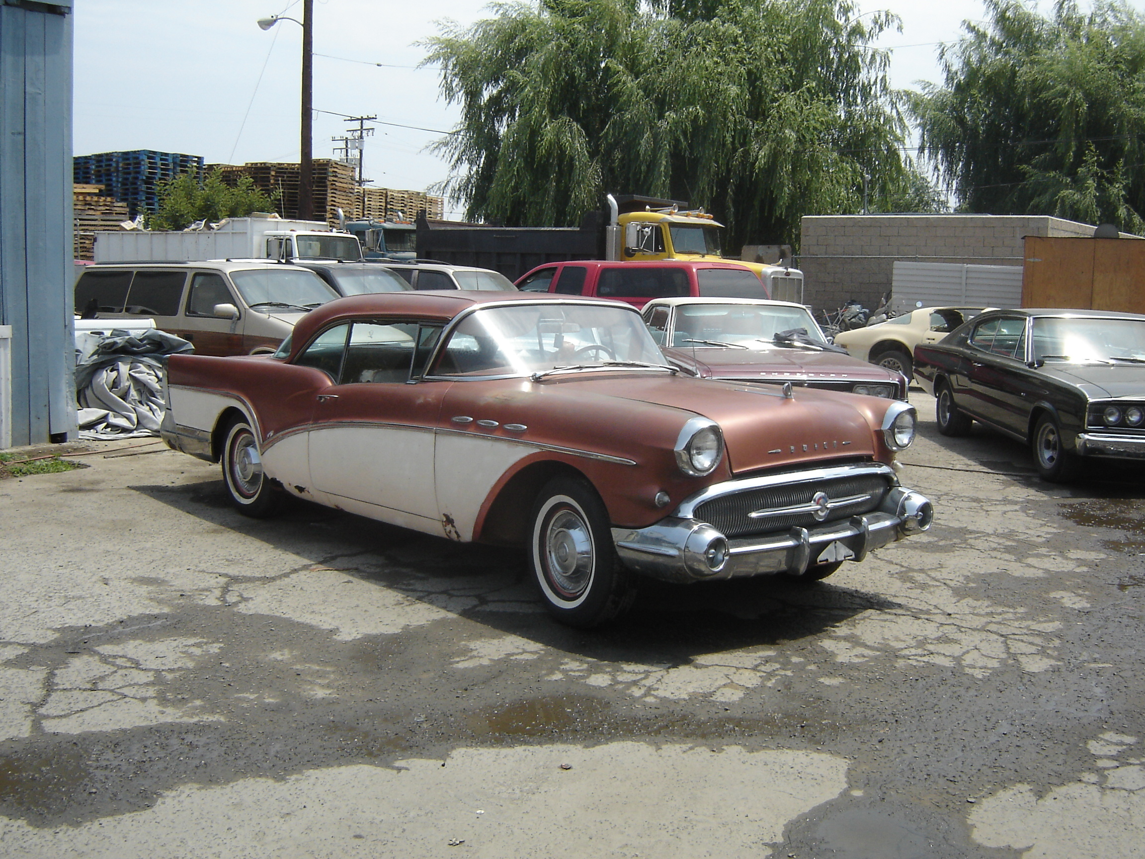 Buickgal 1957 Buick Special Specs Photos Modification Info At 1955 Wiring
