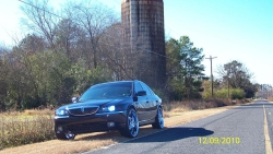 TammerineJs 2005 Lincoln LS
