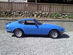 1973240zs 1973 Datsun 240Z