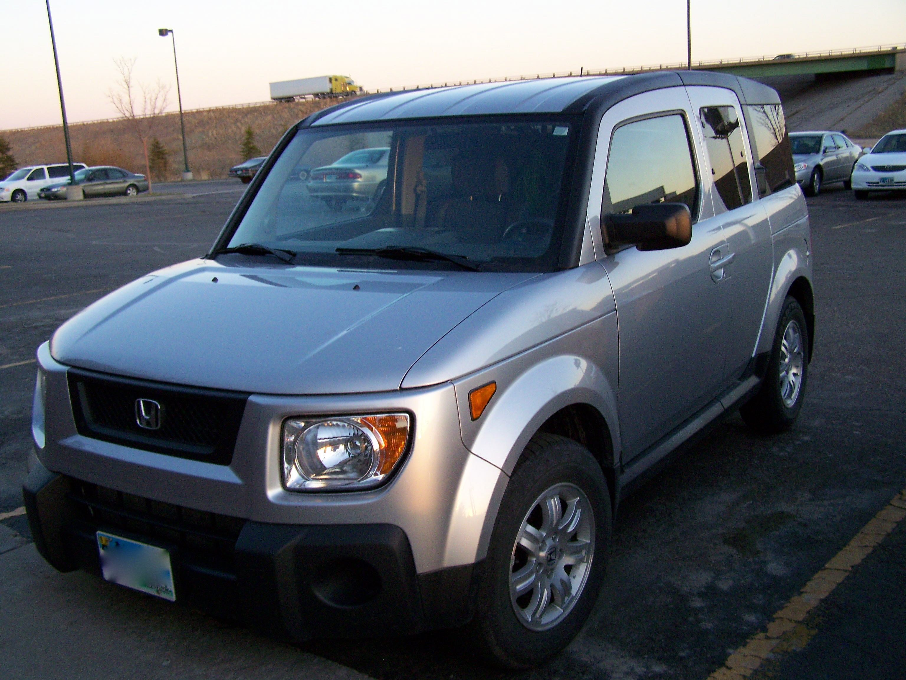 ET-ETWalker 2006 Honda Element 12714256