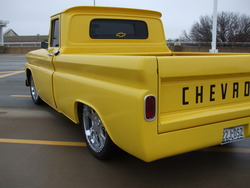 63rod 1963 Chevrolet C/K Pick-Up