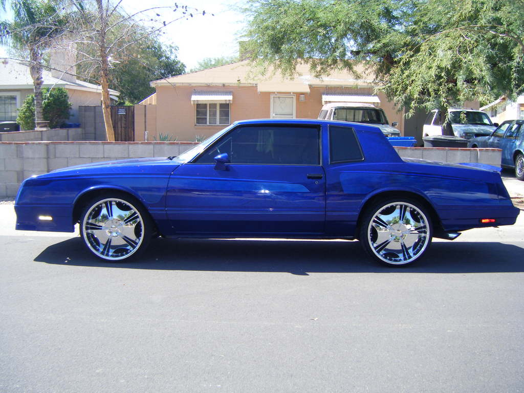 85 monte carlo ss not a fan of the huge rims cars pinterest monte carlo dream cars and cars