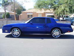 jays85montes 1985 Chevrolet Monte Carlo