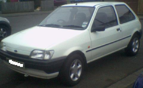 James2730 1995 Ford Fiesta Specs Photos Modification