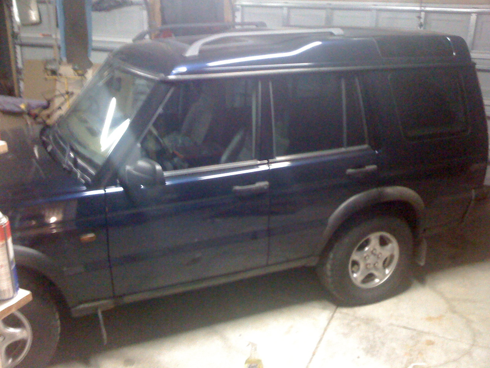 BreezeDad17 2000 Land Rover Discovery