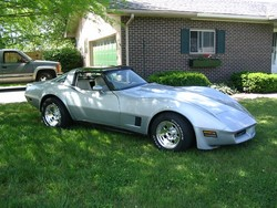 c3corvettemans 1980 Chevrolet Corvette