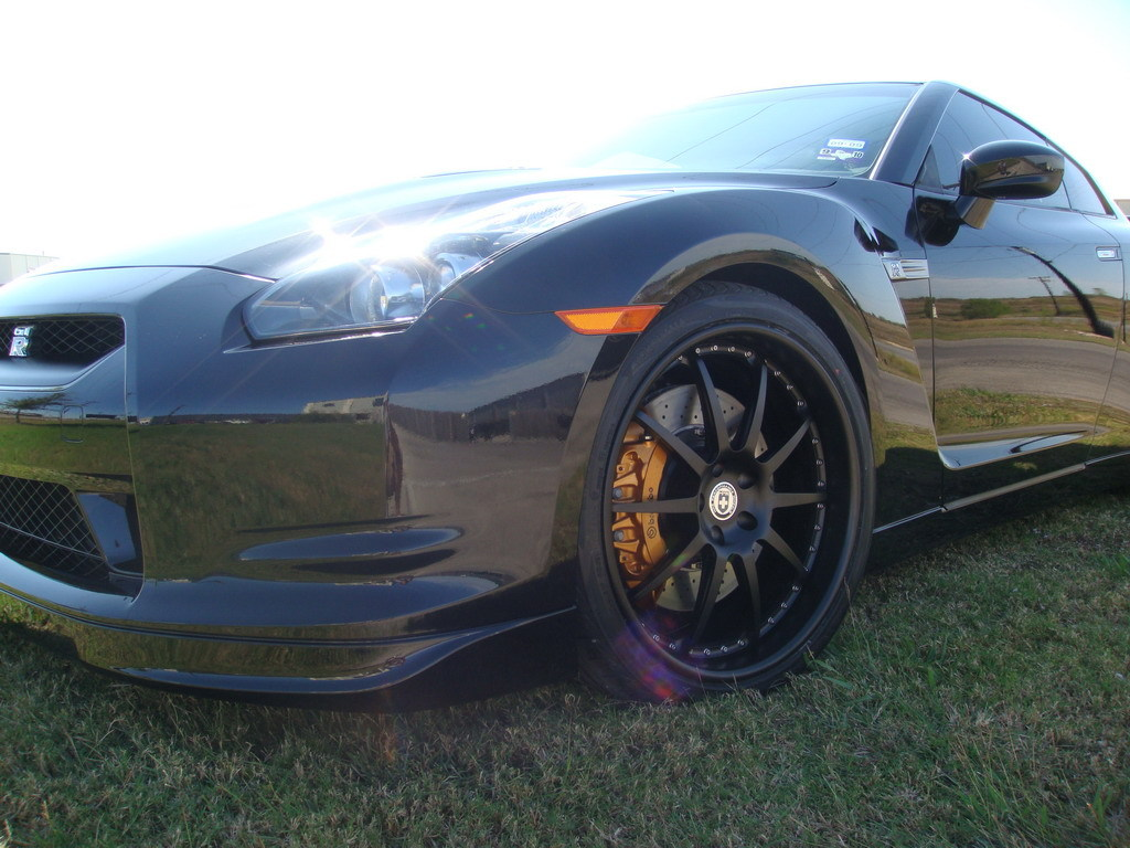 Another MurderedOutKing 2009 Nissan GT-R post... - 12716151