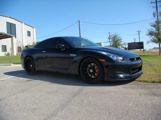 Another MurderedOutKing 2009 Nissan GT-R post... - 12716152