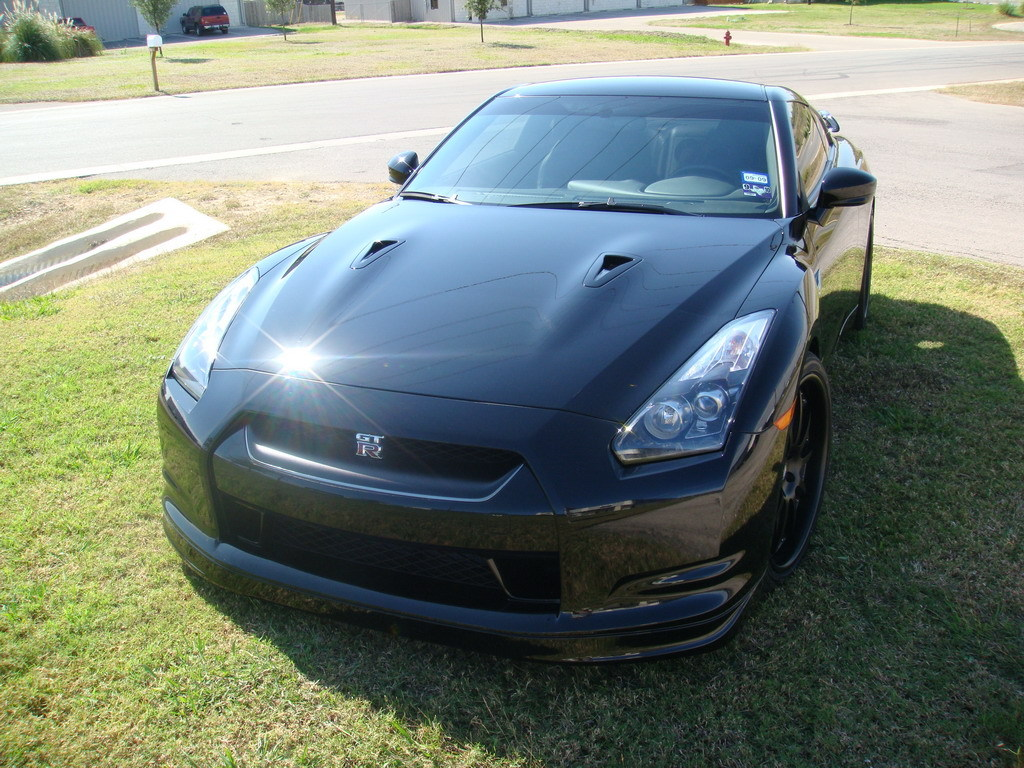 Another MurderedOutKing 2009 Nissan GT-R post... - 12716155