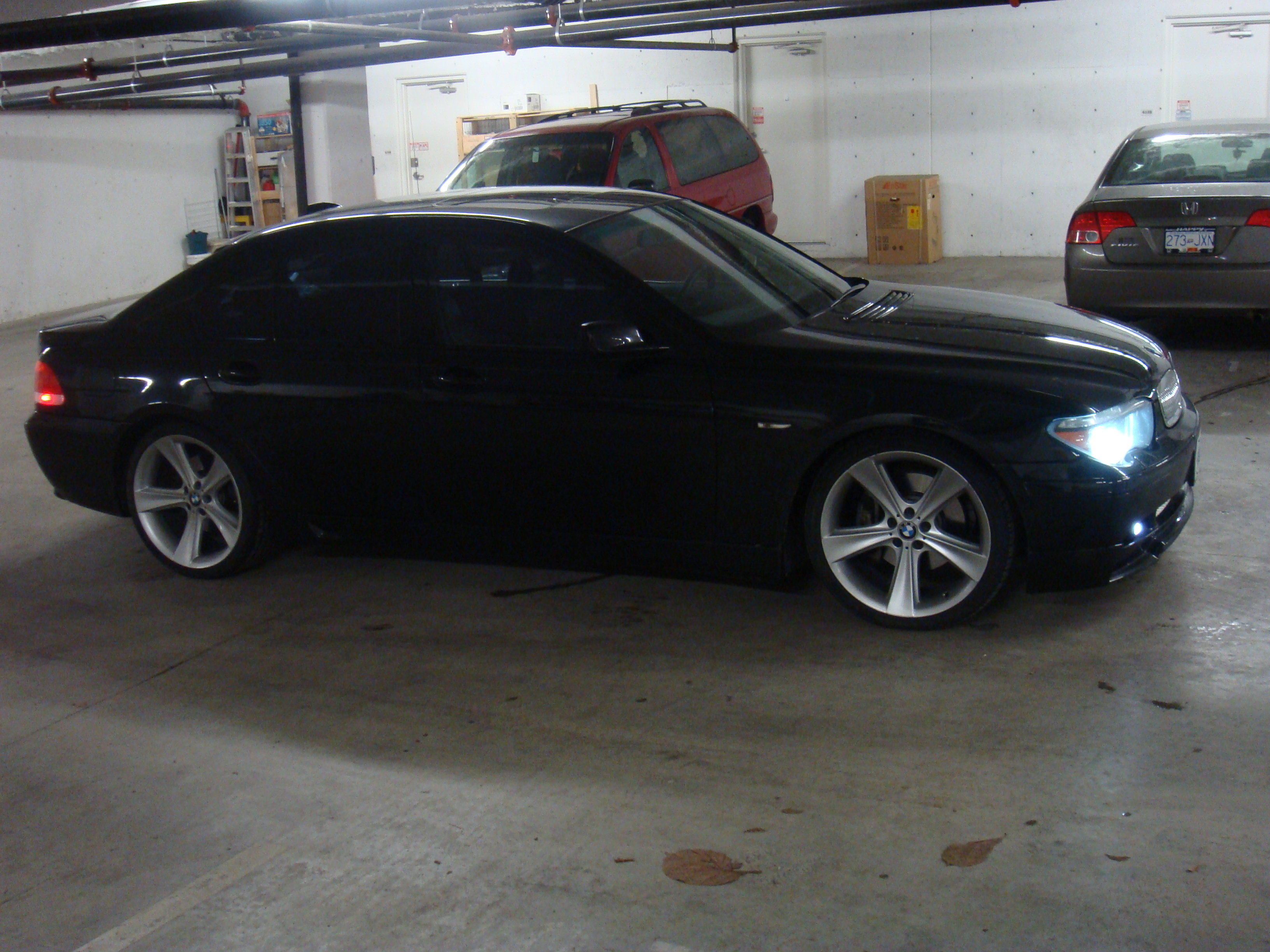 Andynolife 2004 Bmw 7 Series Specs Photos Modification