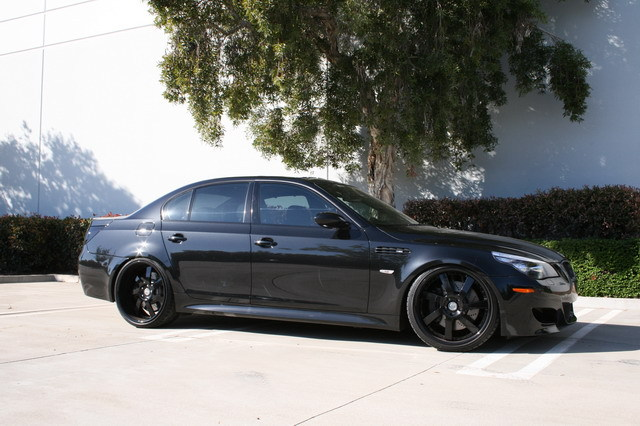 murderedoutking 2008 bmw m5 specs photos modification. Black Bedroom Furniture Sets. Home Design Ideas