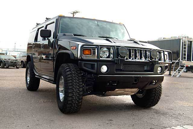 Another Exotic32 2004 Hummer H2 post... - 12716436