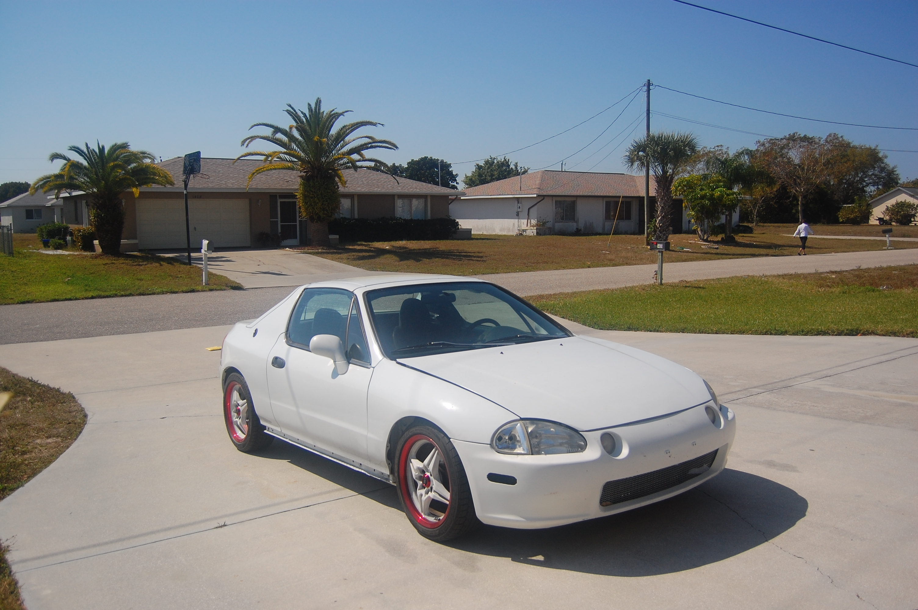sdzrules 39 s 1995 honda del sol in cape coral fl. Black Bedroom Furniture Sets. Home Design Ideas