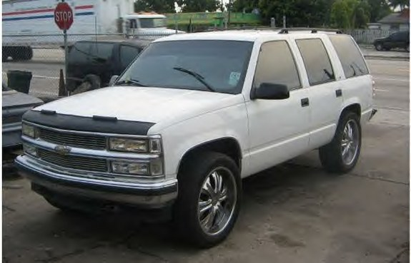 tizokis 1996 chevrolet tahoe specs photos modification. Black Bedroom Furniture Sets. Home Design Ideas