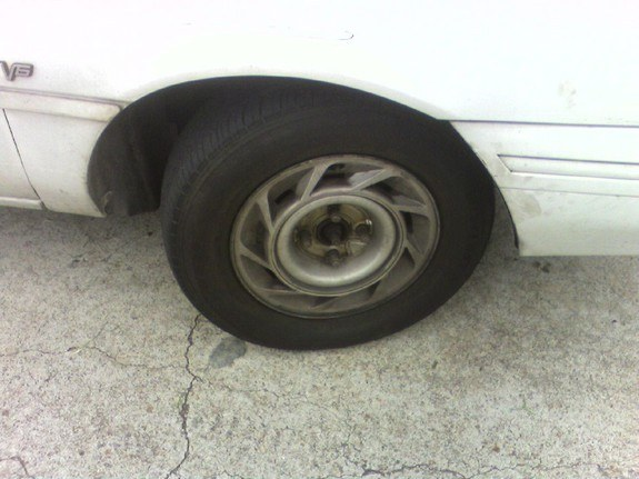 Another AaronTEMPO 1993 Ford Tempo post... - 9508231