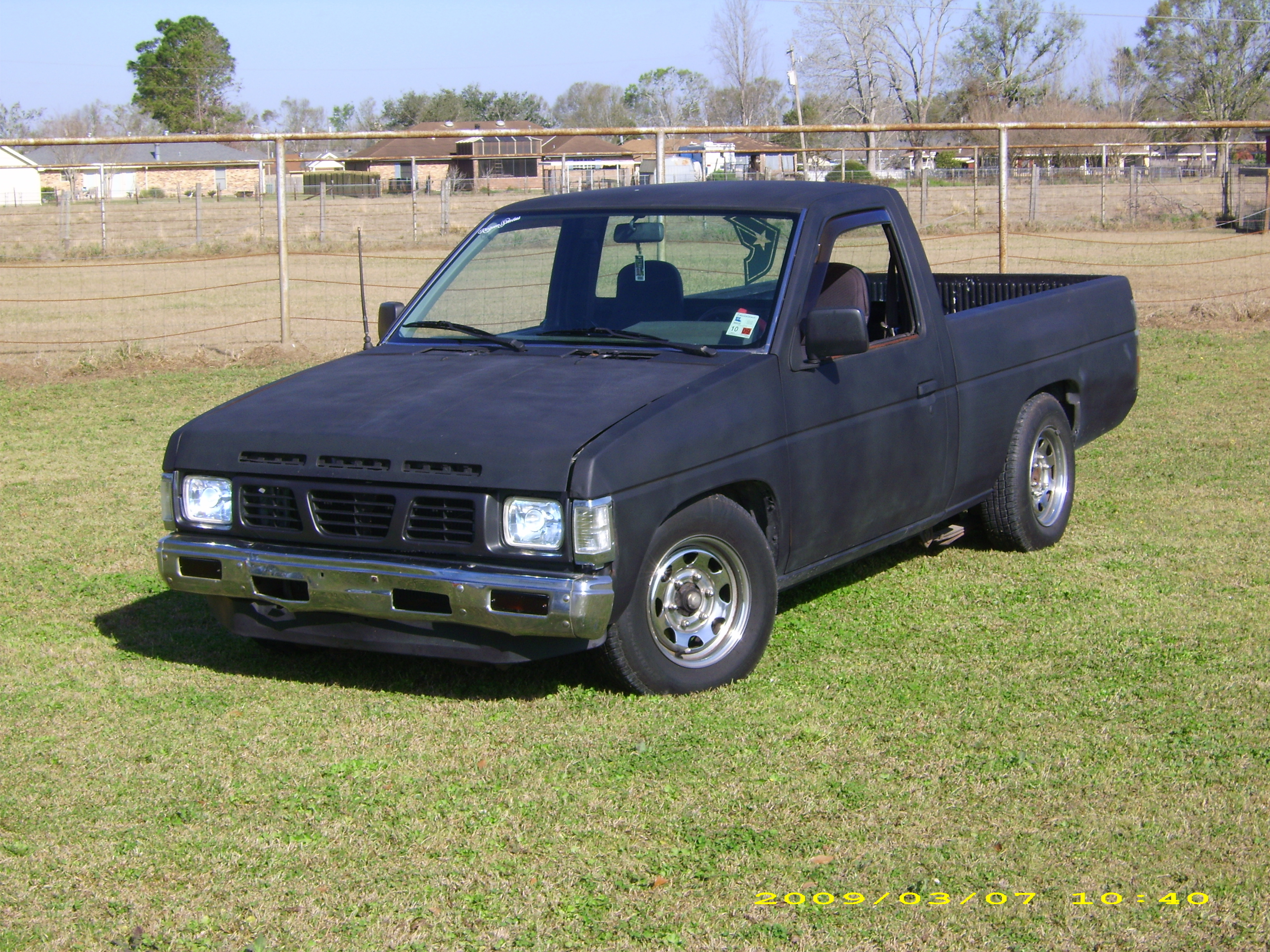 tylerg61 1991 Nissan Regular Cab Specs, Photos, Modification Info at