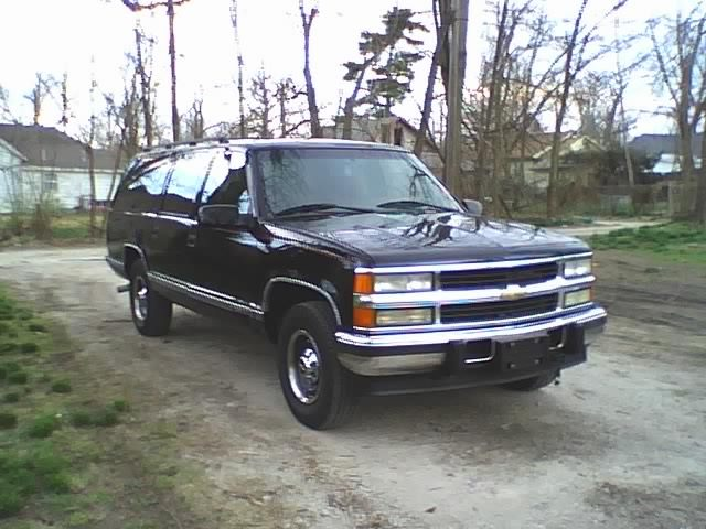 Torque454 1996 Chevrolet Suburban 1500 Specs Photos