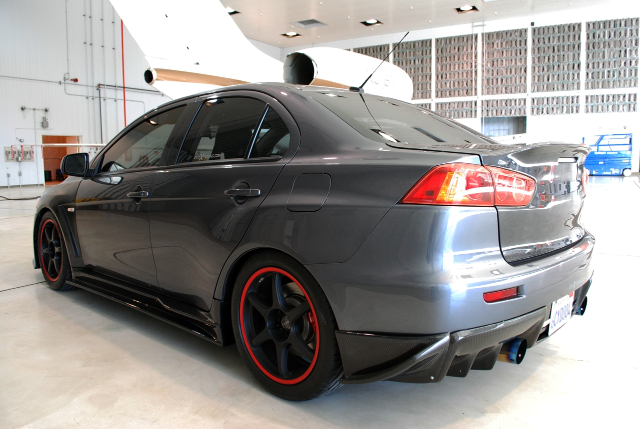 Another drivenbystyle916 2008 Mitsubishi Lancer post... - 12726729