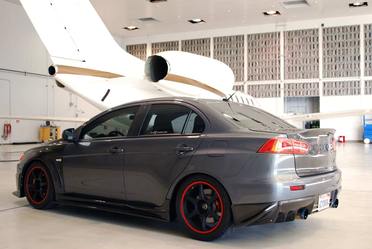 Another drivenbystyle916 2008 Mitsubishi Lancer post... - 12726730