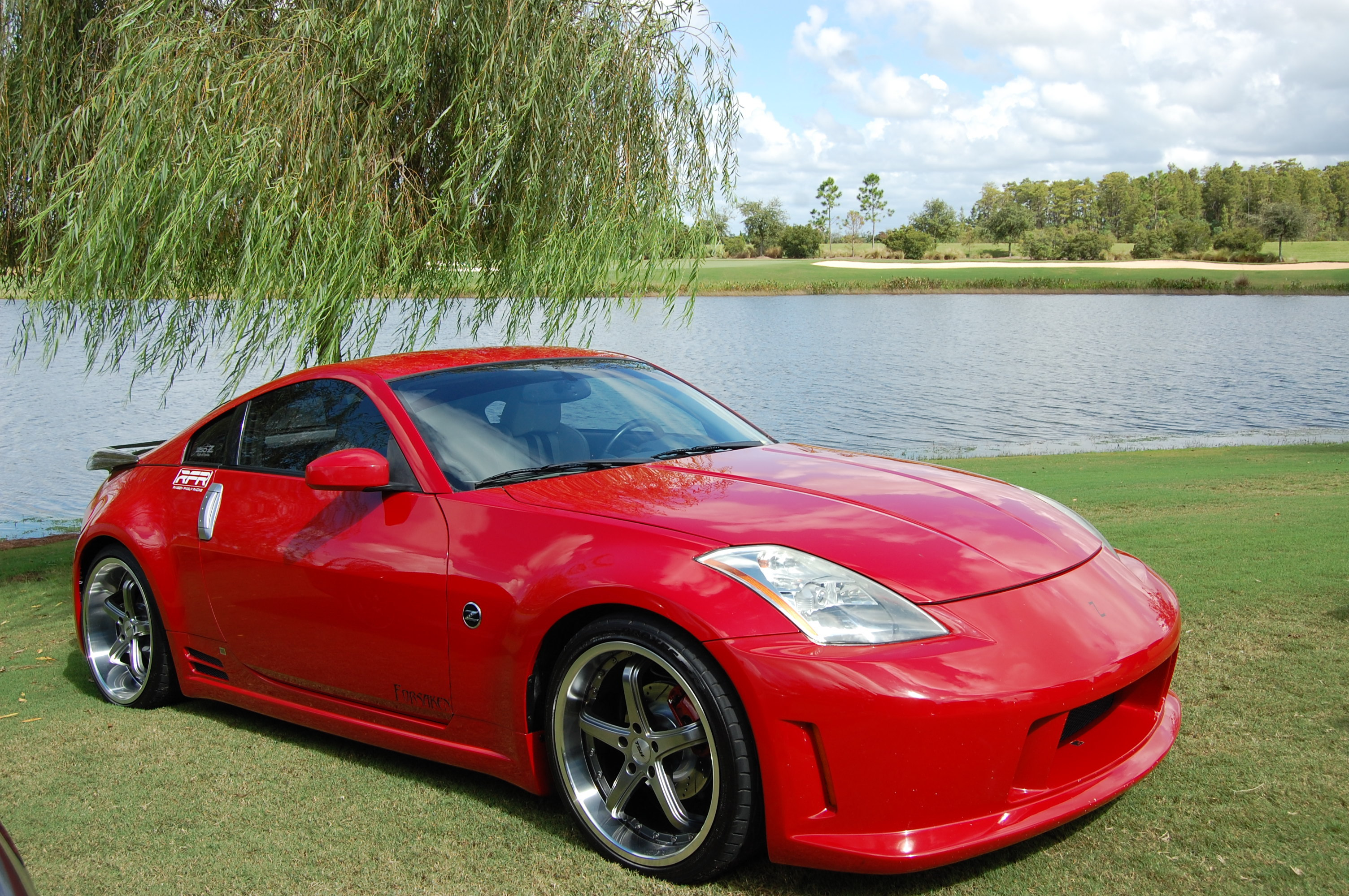darksidemxer 2003 nissan 350z specs photos modification. Black Bedroom Furniture Sets. Home Design Ideas