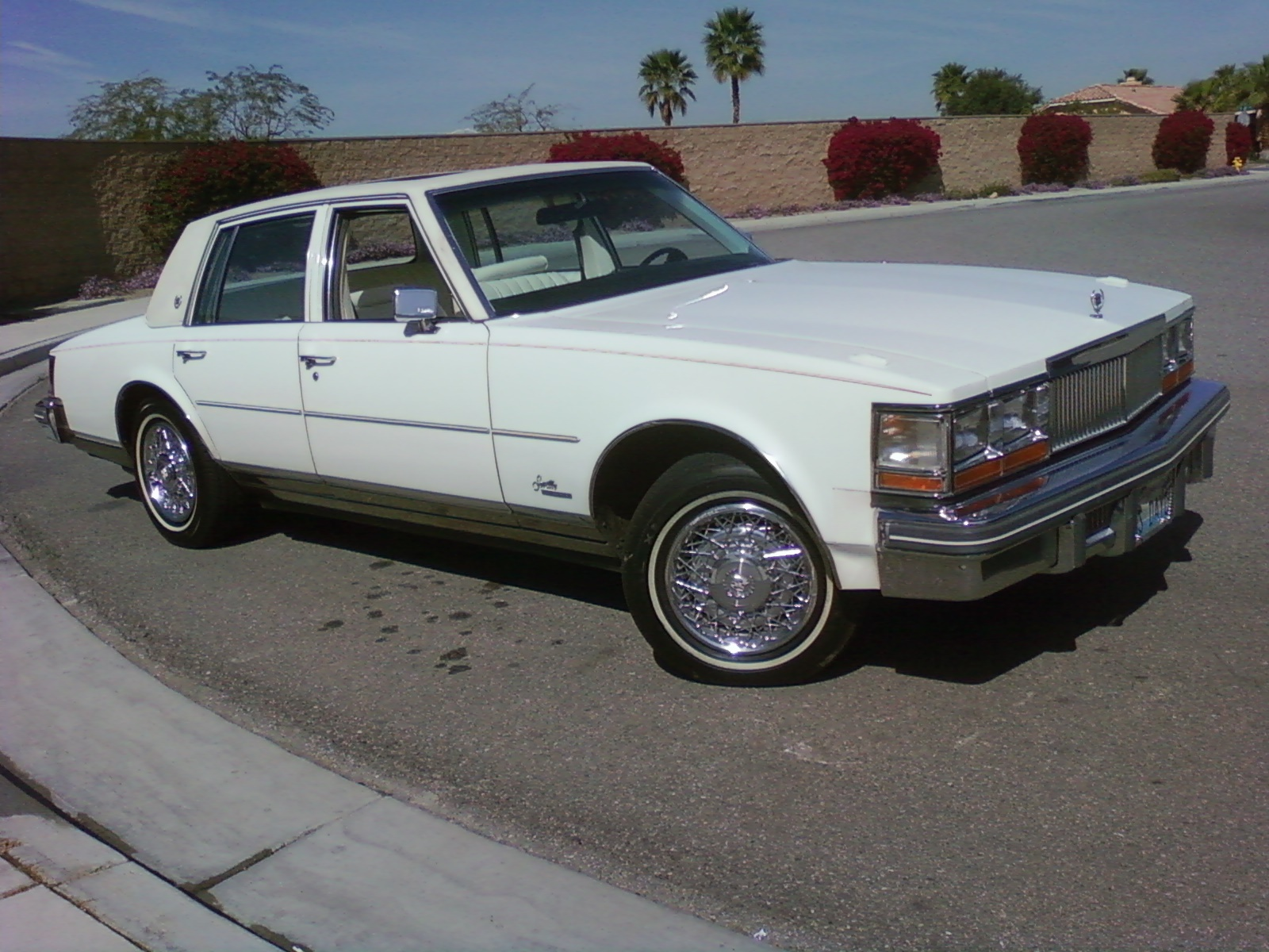 Locd0ut77 1978 Cadillac Seville Specs Photos Modification Info At