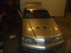 Henderlongs 1988 Ford Thunderbird